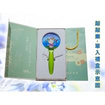 Q樂貓敲樂--(5)愛意無限單盒(含保護套隨機配色)