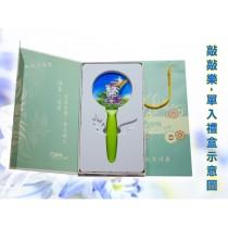 Q樂貓敲樂--(6)回眸一笑單盒(含保護套隨機配色)