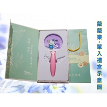 Q樂貓敲樂--(9)你是最棒的單盒(含保護套隨機配色)