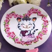 Q樂貓敲樂--(2)浪漫公主(含保護套隨機配色)