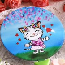 Q樂貓敲樂--(5)愛意無限 (含保護套隨機配色)