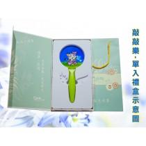 Q樂貓敲樂--(1)俏皮甜心單盒(含保護套隨機配色)