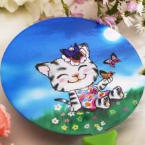 Q樂貓敲樂--(3)彩蝶飛舞(含保護套隨機配色)