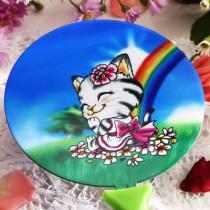 Q樂貓敲樂--(6)回眸一笑 (含保護套隨機配色)